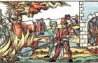 """Dzisiejszy czeski obrzęd """"palenia czarownic"""" sięga 15 wieku [fot. wikimedia]"""