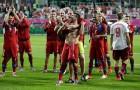 Czesi po meczu z Polakami na Euro 2012 | fot. www.fotbal.cz