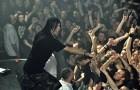 Charyzmatyczny Randy Blythe w czasie jednego z koncertów | fot. lastfm