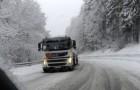 Intensywne opady śniegu najbardziej utrudniają życie kierowcom | Foto:  ČTK