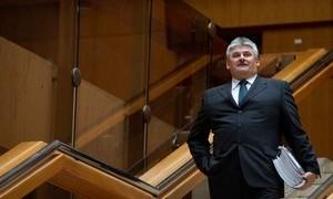 Minister pracy Ján Richter | fot. Foto: SME - VLADIMÍR ŠIMÍČEK