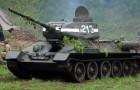 Czołg T-34 | fot. Cezary Piwowarski