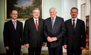 burmistrzowie z prezydentem