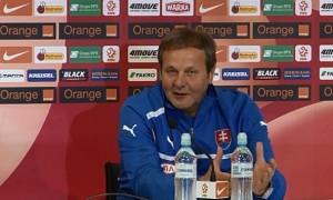 słowacki trener