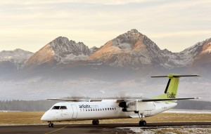AirBaltic Poprad Tatry