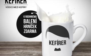 Kefir zpodobizną Hitlera trafi do czeskich sklepów