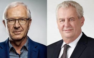 Kto będzie prezydentem Czech według bukmacherów? Zeman, Drahoš, Jagr czy Gott?